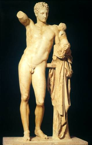 greecesculpturehermes-infant-dionysus